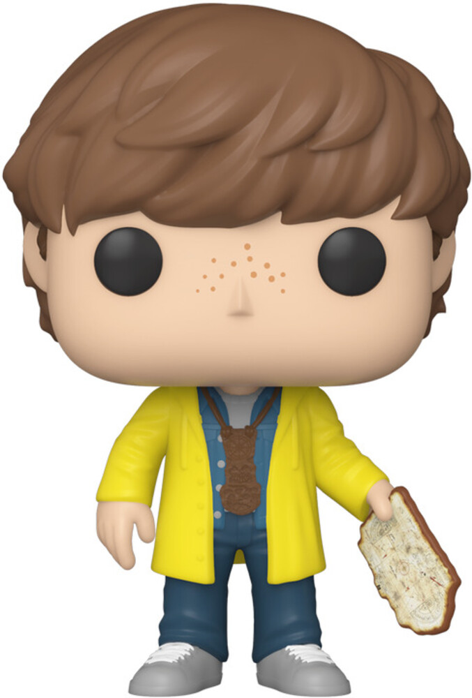 - FUNKO POP! MOVIES: The Goonies- Mikey w/Map