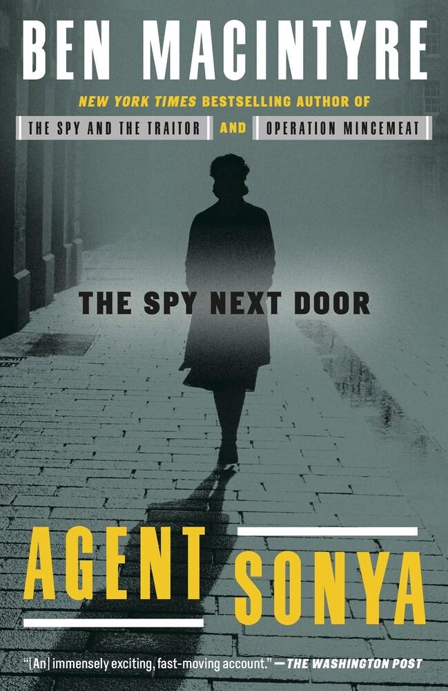 Macintyre, Ben - Agent Sonya