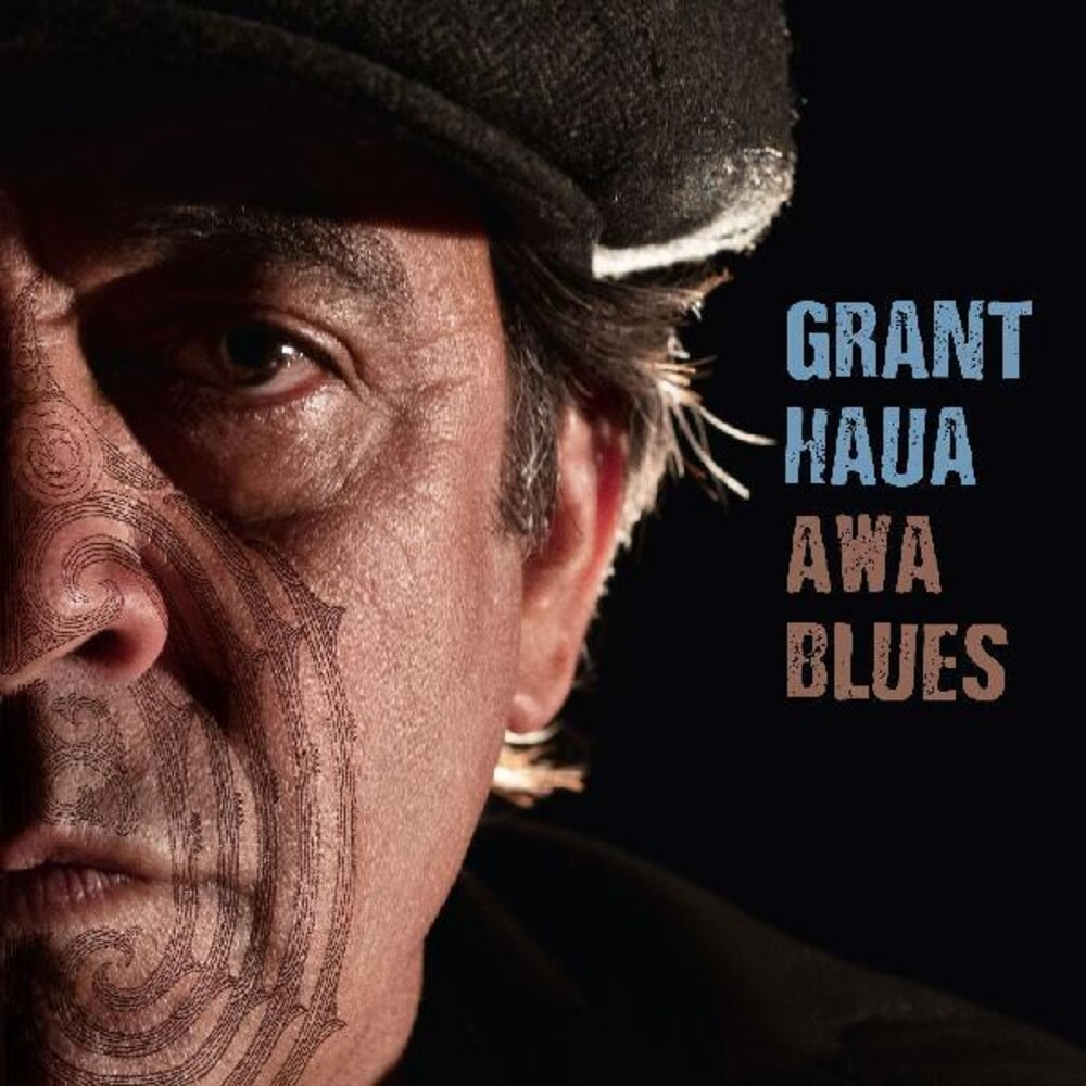 Grant Haua - Awa Blues [LP]