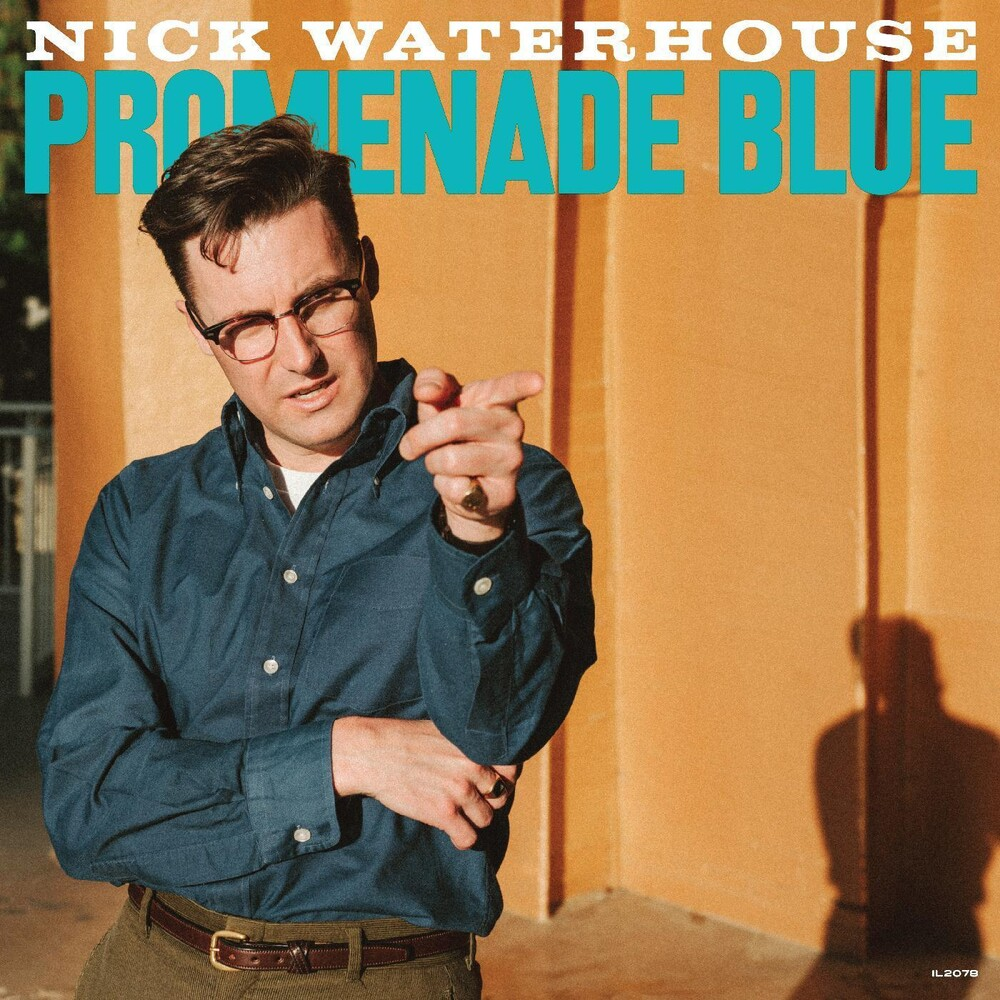 Nick Waterhouse - Promenade Blue [180 Gram] [Download Included]