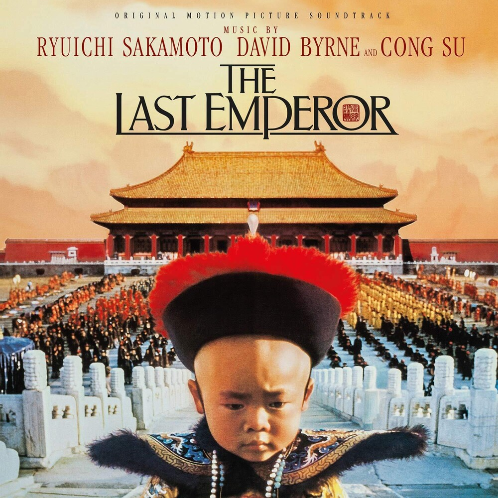 Last Emperor / O.S.T. (Blk) (Ogv) (Hol) - The Last Emperor (Original Motion Picture Soundtrack)