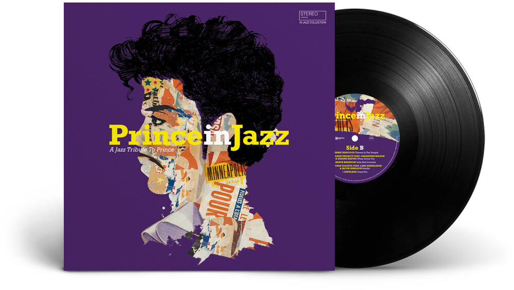 Prince In Jazz / Various - Prince In Jazz / Various (Fra)