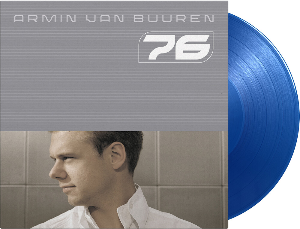 Van Armin Buuren - 76 (Blue) [Limited Edition] [180 Gram]