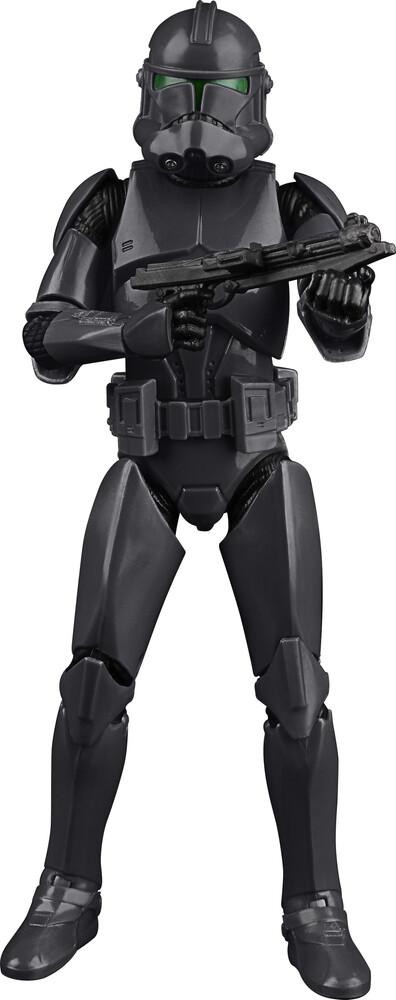 SW Bl Santa Fe 1 - Hasbro Collectibles - Star Wars Black Series Elite Squad Trooper