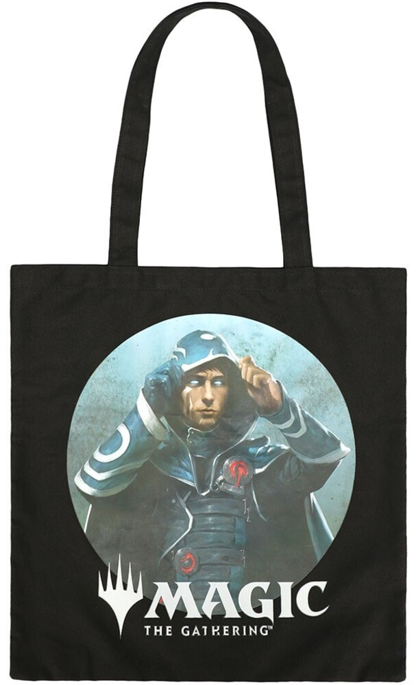 - Magic The Gathering Jace Canvas Tote Bag