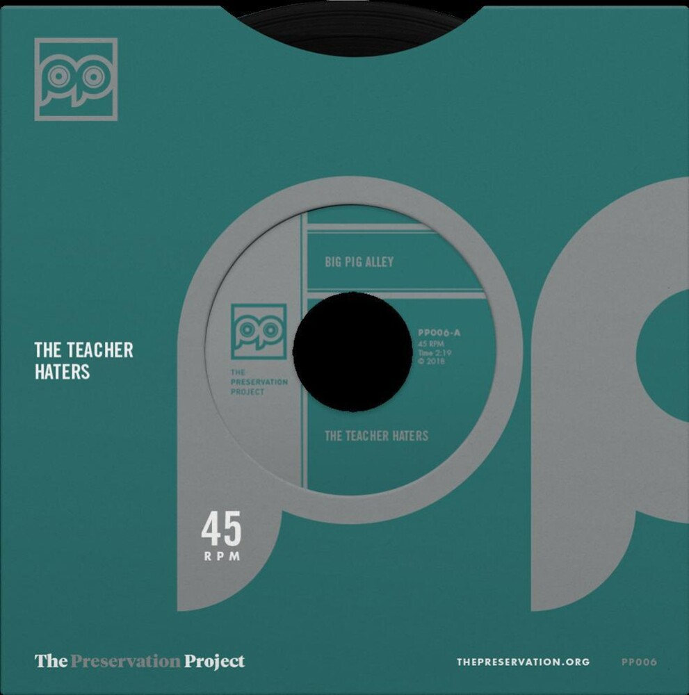 Teacher Haters / Unknown Artists - Big Pig Alley / Cut Loose