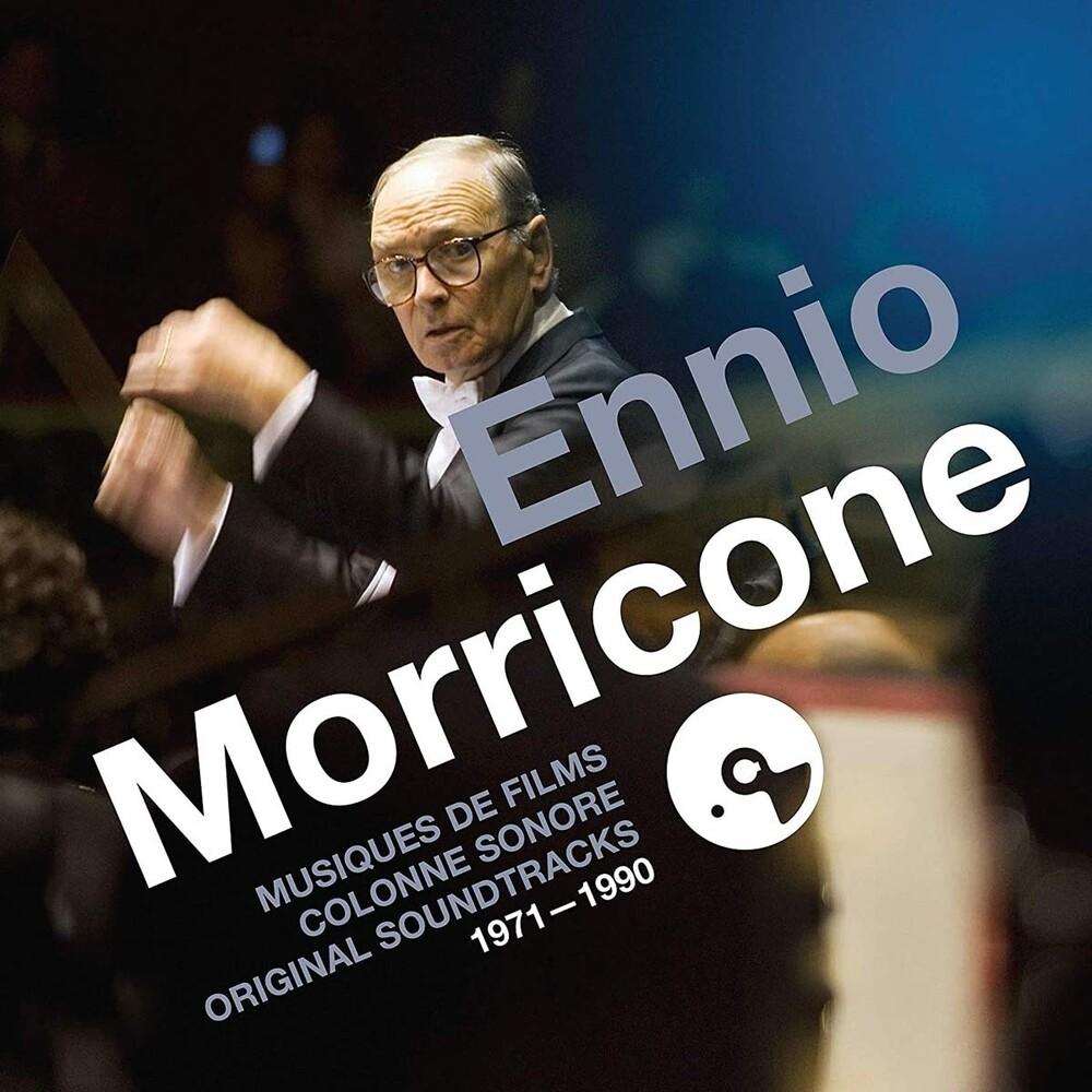 Ennio Morricone  (Spa) - Musiques De Films 1971-1990