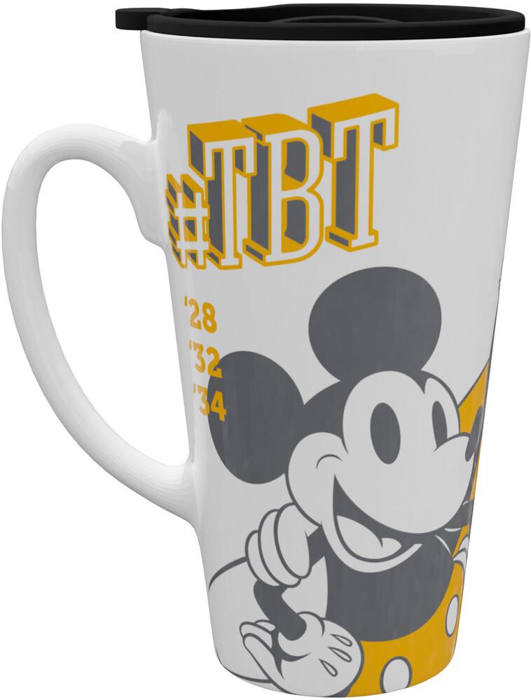 - Disney Mickey Goofy Donald Mug (15 Oz) (Mug)