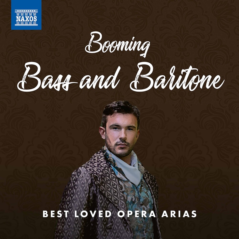 Booming Bass & Baritone / Various - Booming Bass & Baritone / Various
