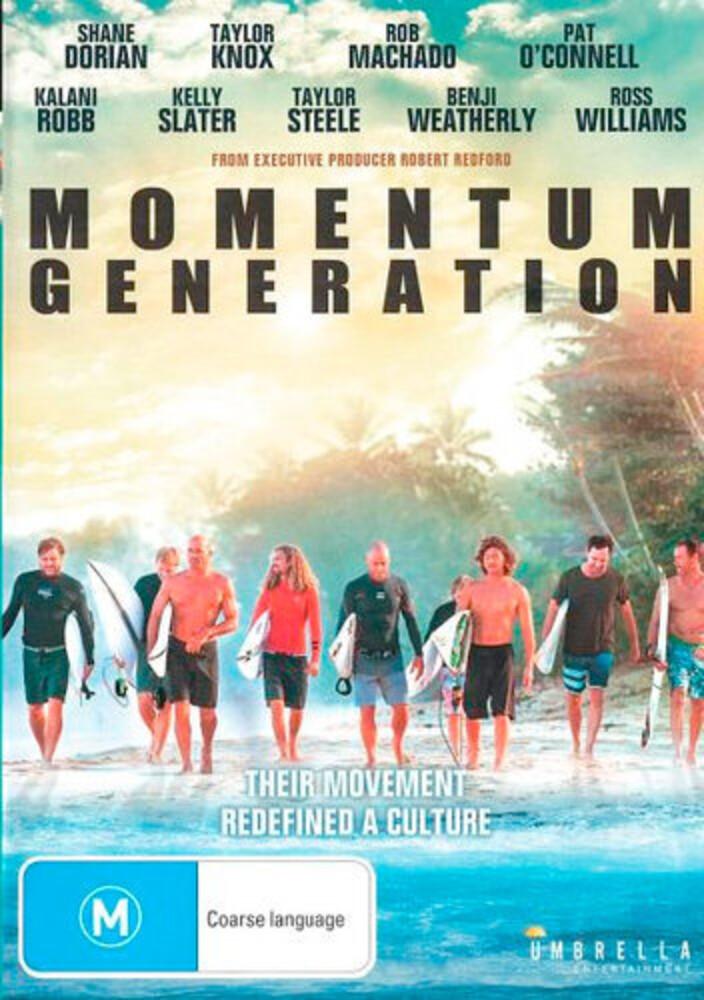 - Momentum Generation / (Aus Ntr0)