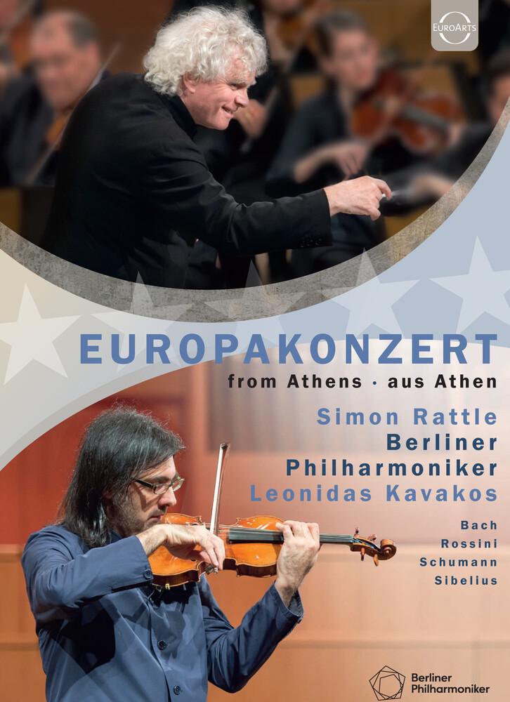 - Europakonzert 2015 From Athens