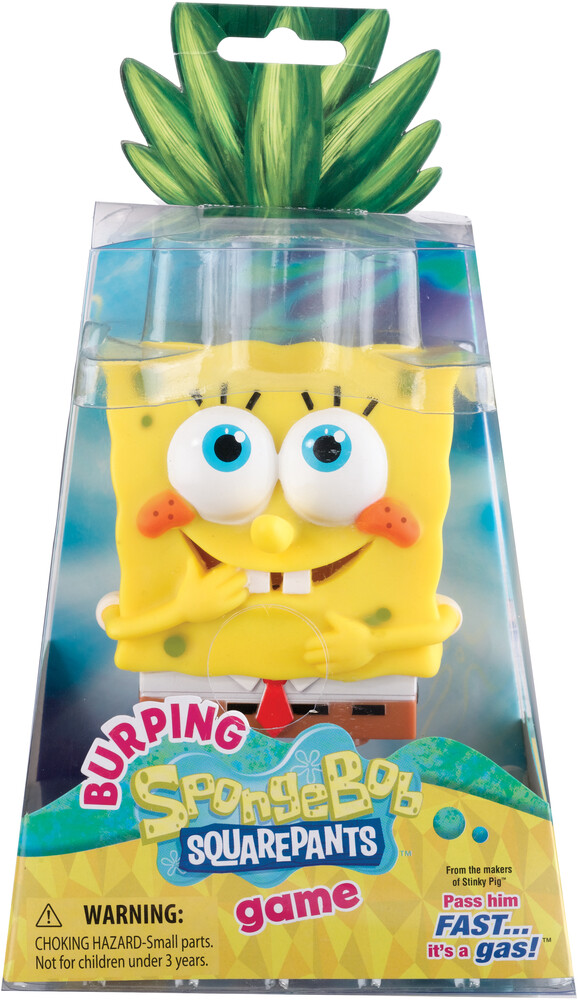 - Burping Spongebob Squarepants Game Pass Him Fast