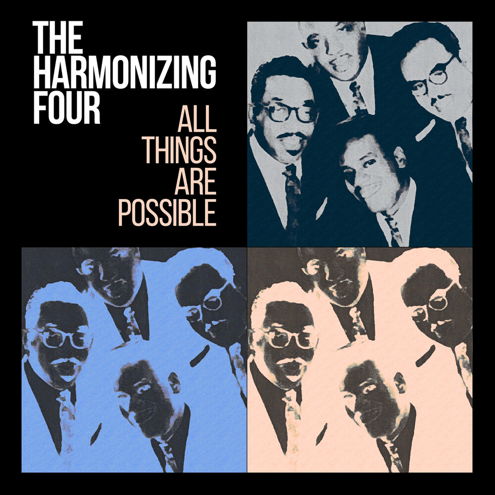 Harmonizing Four - All Things Are Possible (Mod)
