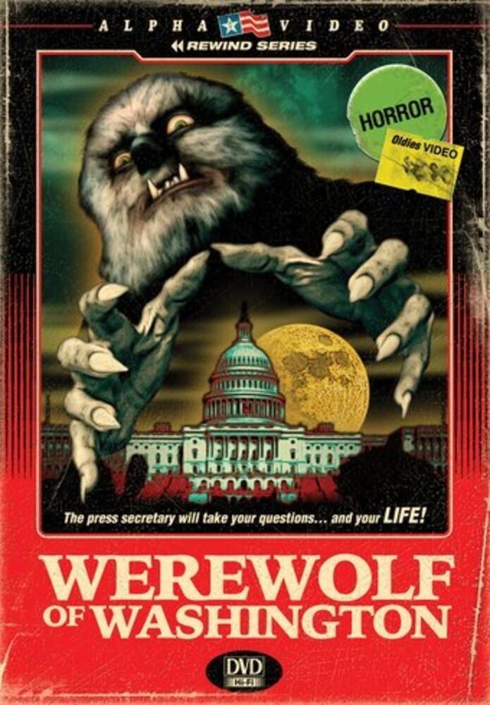 James Craig - Werewolf Of Washington / (Mod)