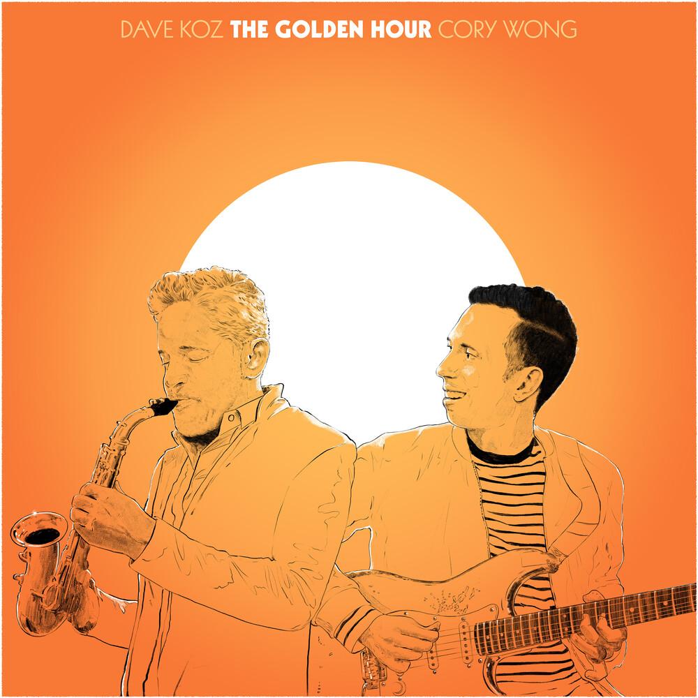 Dave Koz  / Wong,Cory - Golden Hour [Digipak]