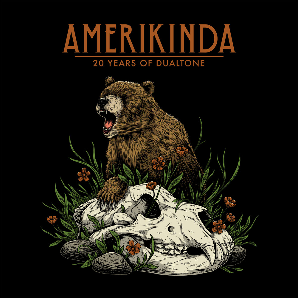 Amerikinda: 20 Years Of Dualtone / Various - Amerikinda: 20 Years Of Dualtone / Various