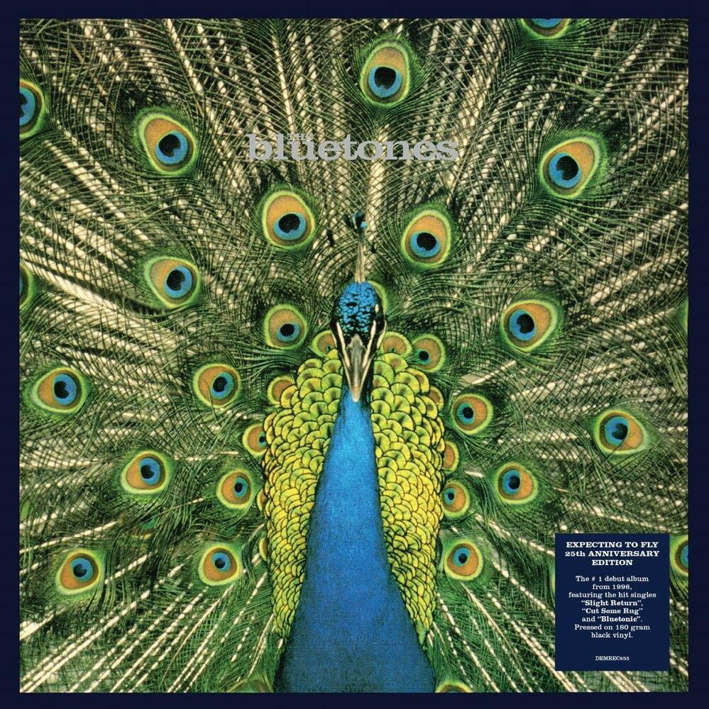 Bluetones - Expecting To Fly: 25th Anniversary (Blk) (Gate)