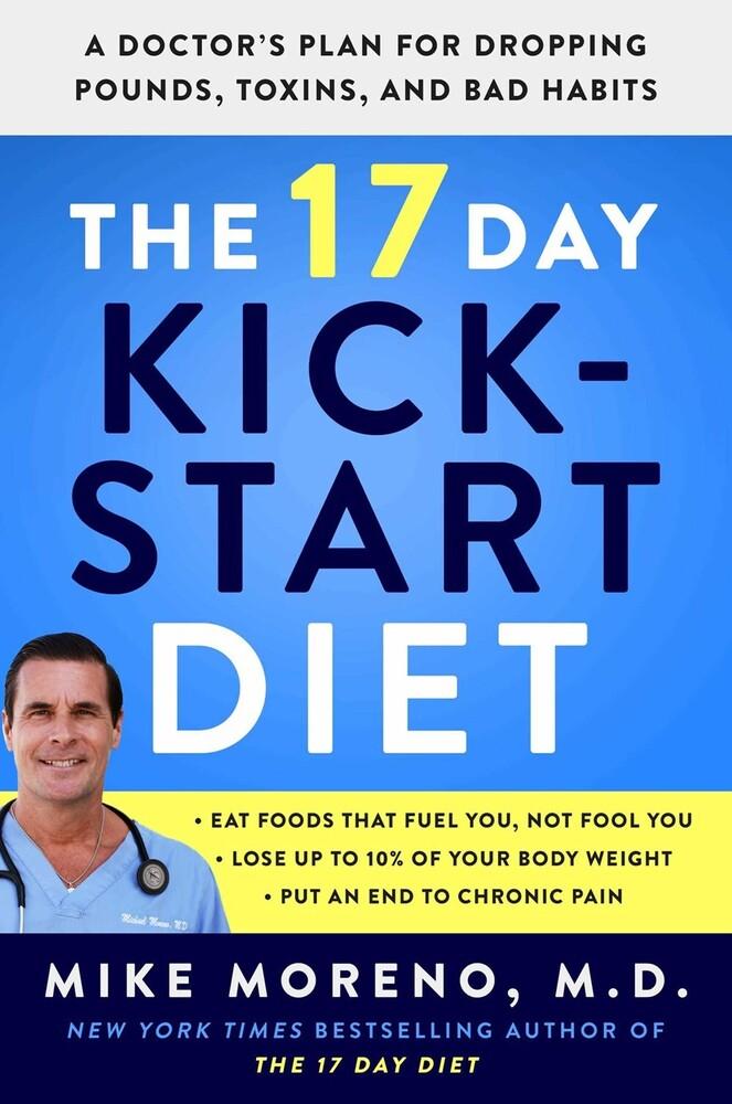 Mike Moreno - 17 Day Kickstart Diet (Hcvr)