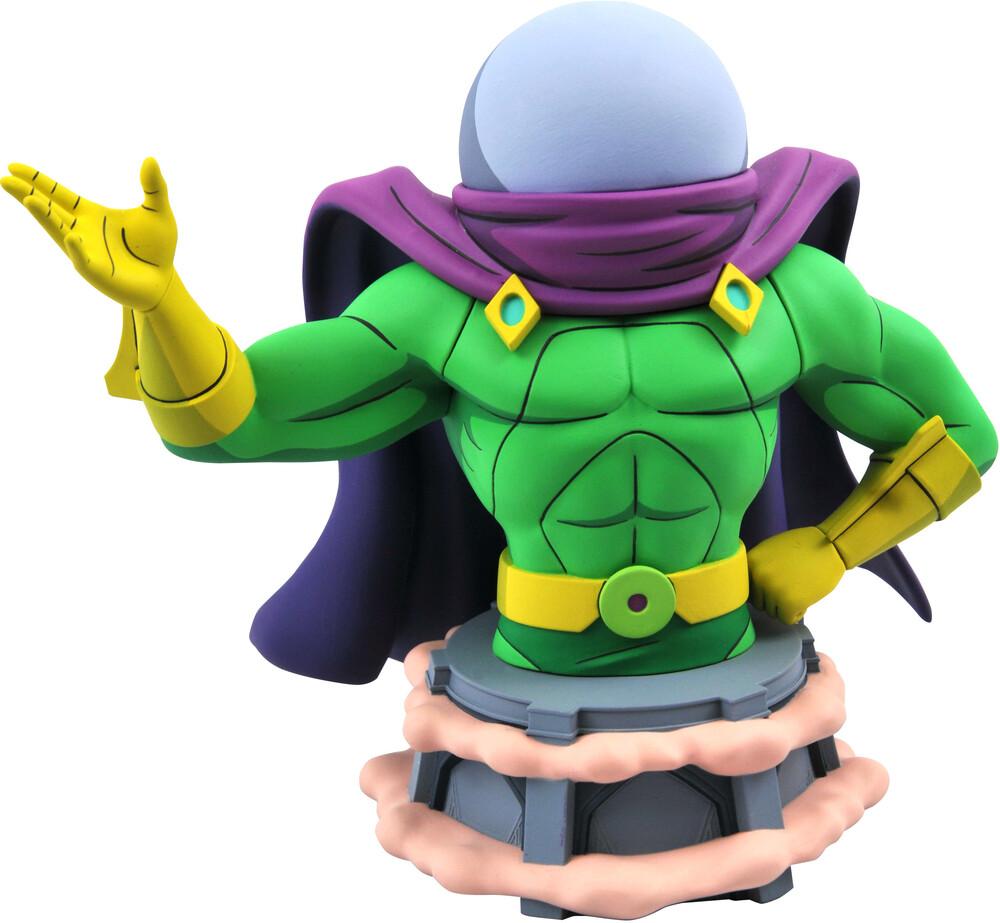 - Marvel Animated Mysterio Bust (Clcb) (Stat)