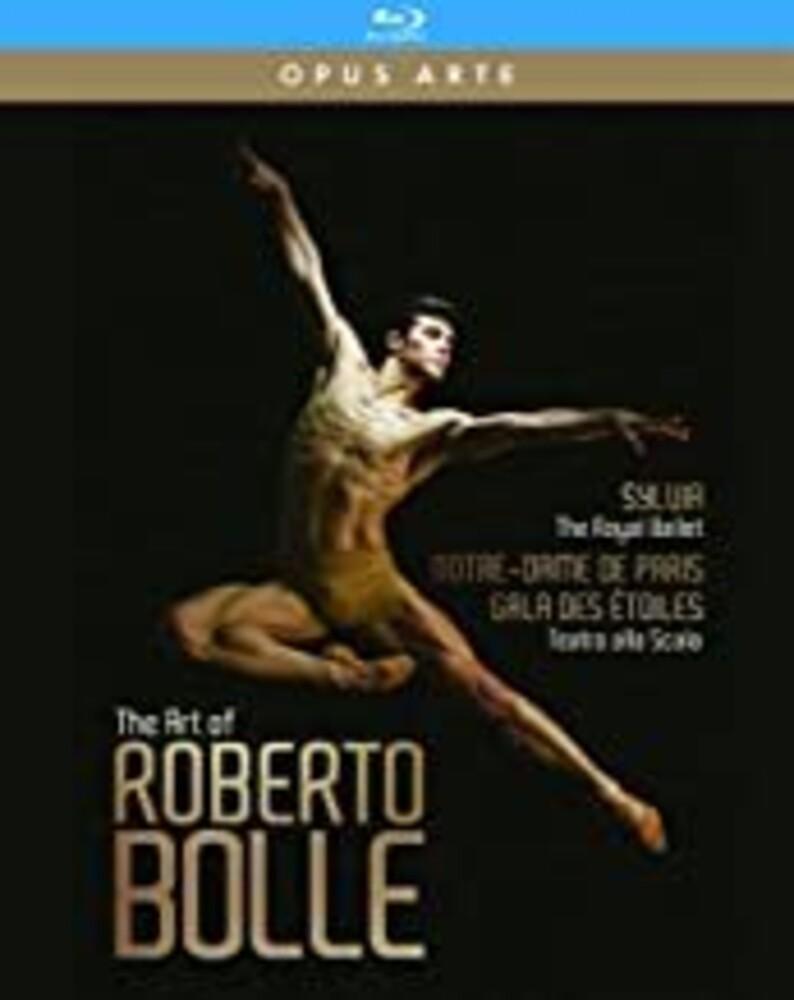 - Arte Of Roberto Bolle / Various (3pc) / (3pk)