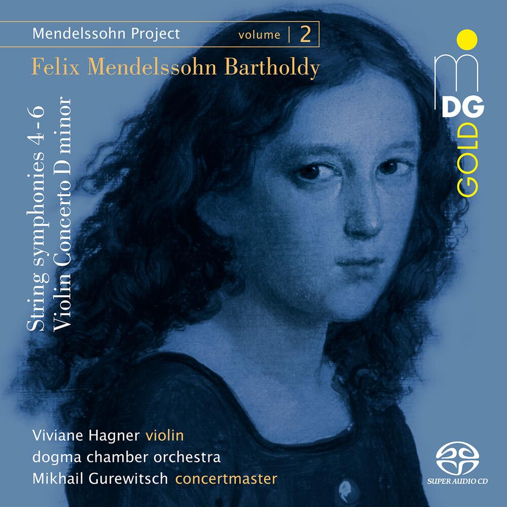 Mendelssohn / Hagner / Dogma Chamber Orch - Mendelssohn Project 2 (Hybr)
