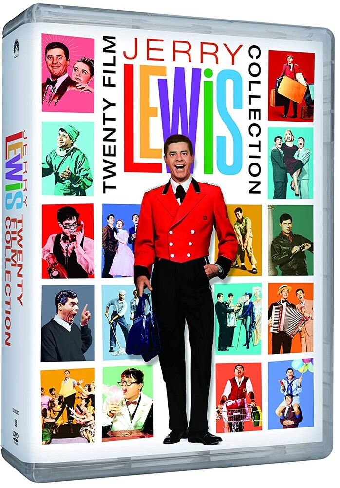 - Jerry Lewis: The Essential 20-Movie Collection