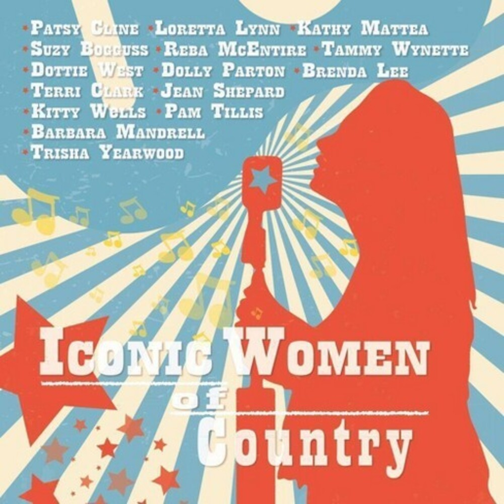 Iconic Women Of Country / Various - Iconic Women Of Country / Various