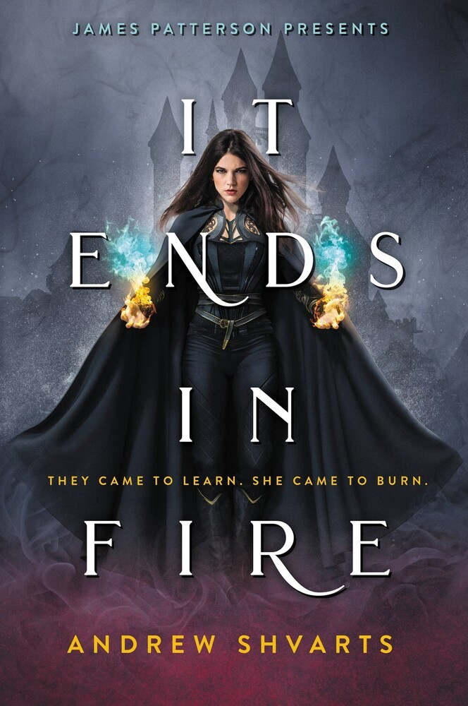 Andrew Shvarts - It Ends In Fire (Hcvr)