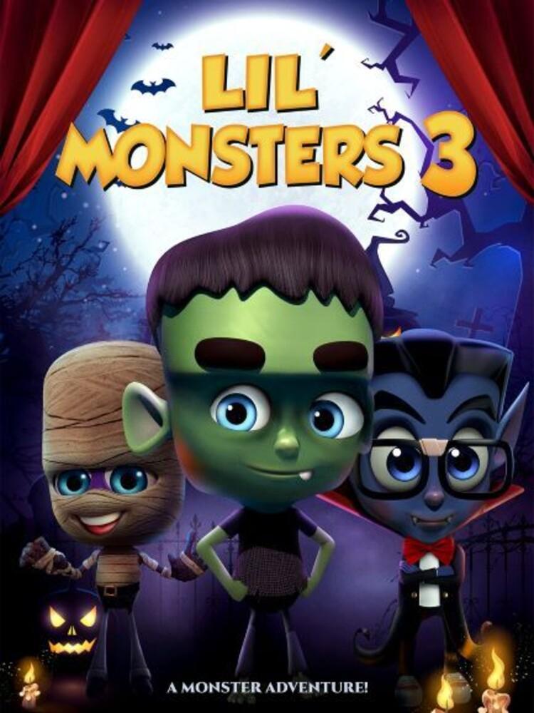 Carmen Piroli - Lil' Monsters 3