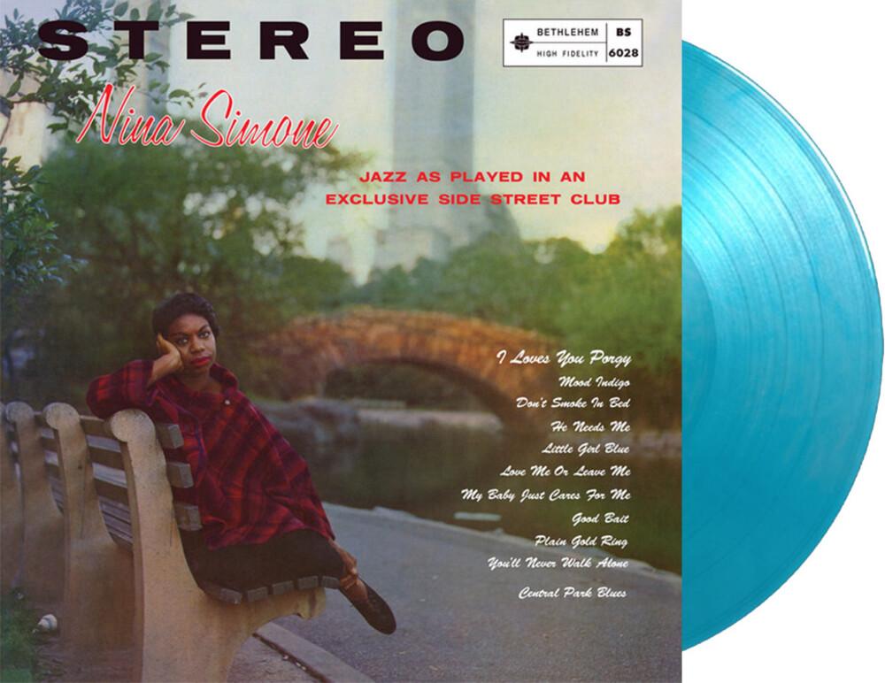 Nina Simone - Little Girl Blue: 2021 - Stereo Remaster [Import Clear Blue LP]