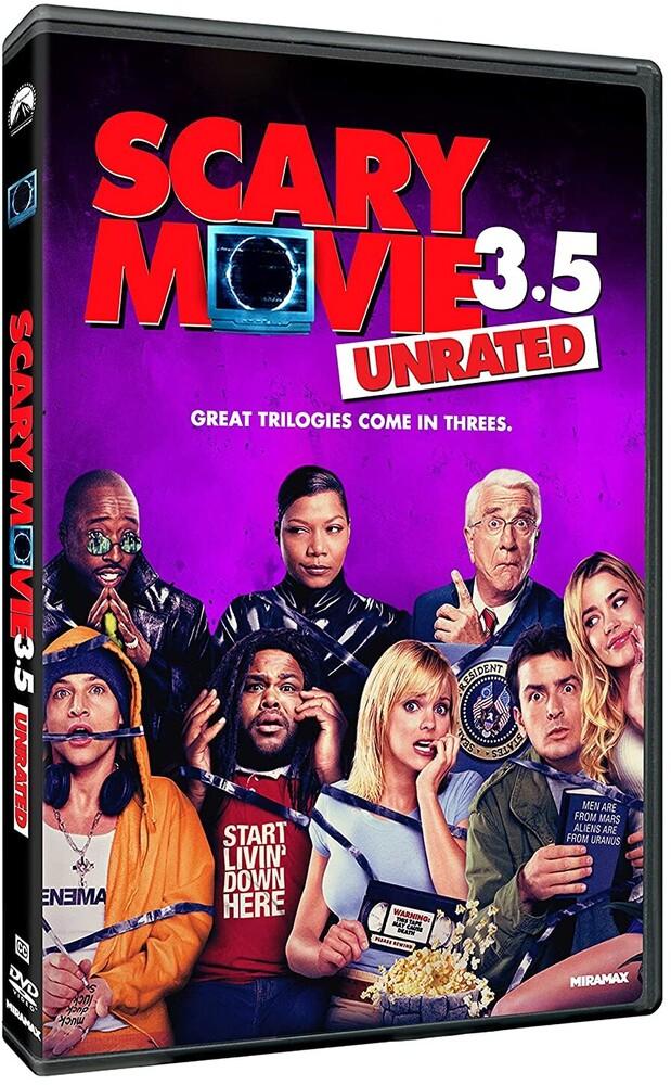 - Scary Movie 3.5 (Unrated) / (Ac3 Amar Dol Dub Sub)