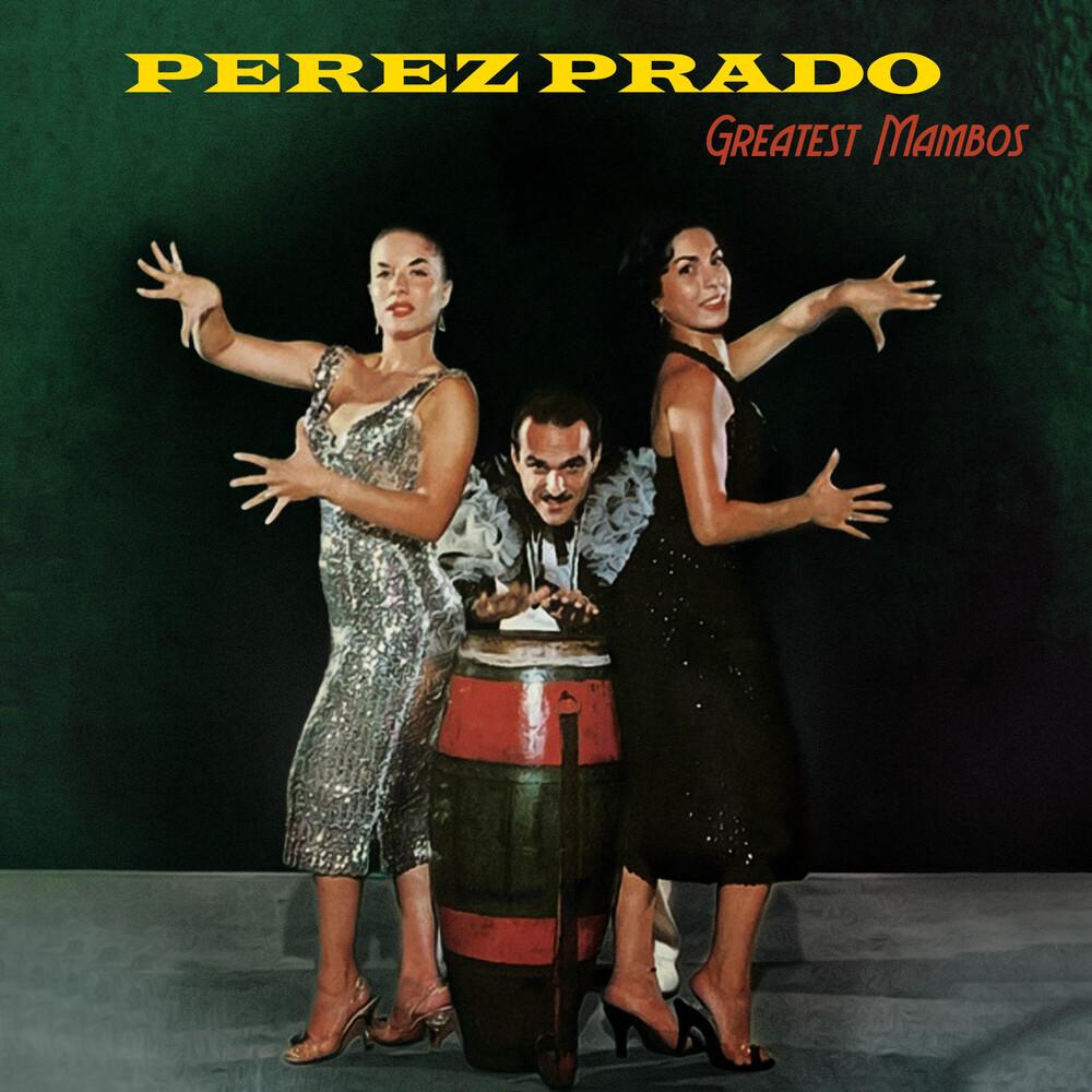 Perez Prado - Greatest Mambos [Colored Vinyl] (Gate)