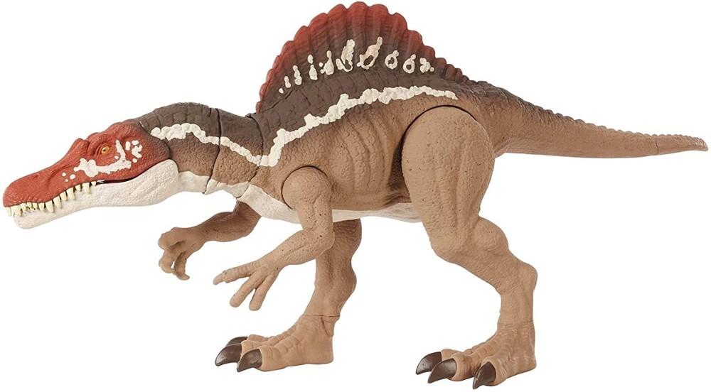 - Jurassic World Extreme Chompin Spinosaurus (Fig)
