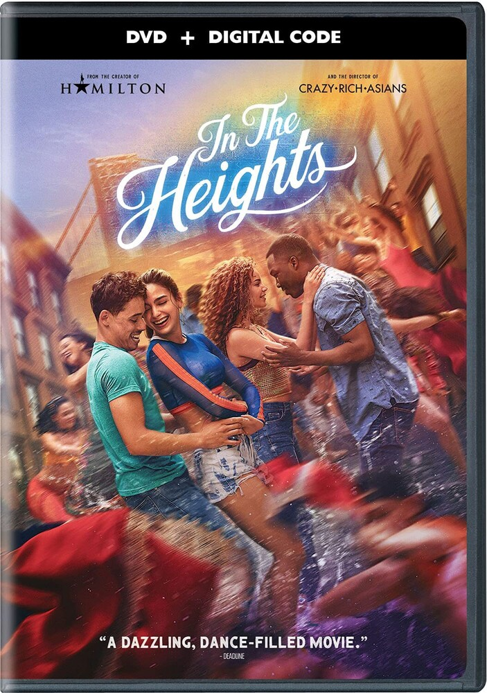 - In The Heights / (Digc)