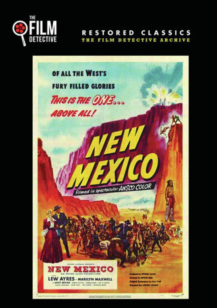 New Mexico - New Mexico / (Mod Rstr)
