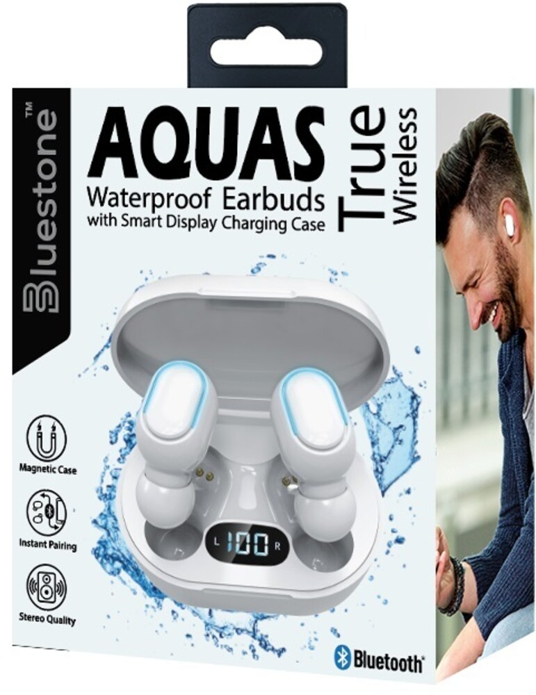 - Bluestone Tws9wh Aquas Tw Waterproof Earbuds Wht