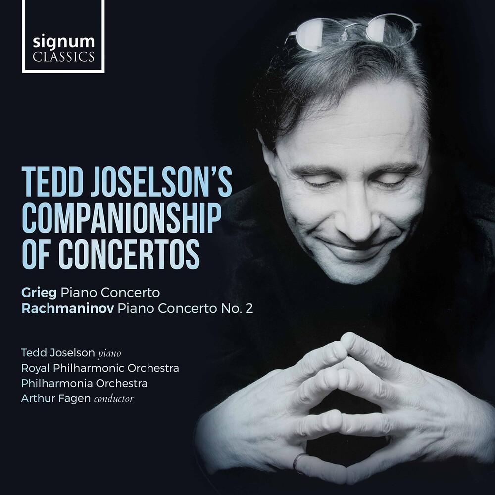 Grieg / Joselson / Fagen - Tedd Joselson's Companionship