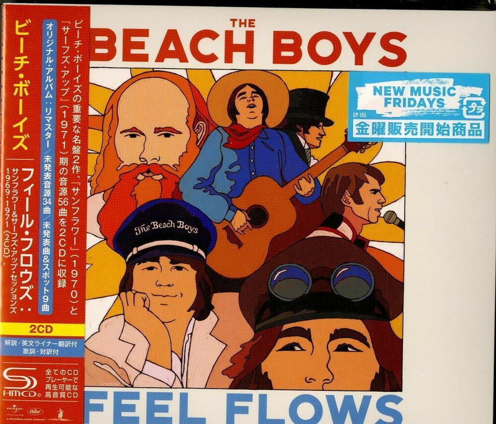 Beach Boys - Feel Flows: Sunflower & Surf's Up Sessions 1969-71