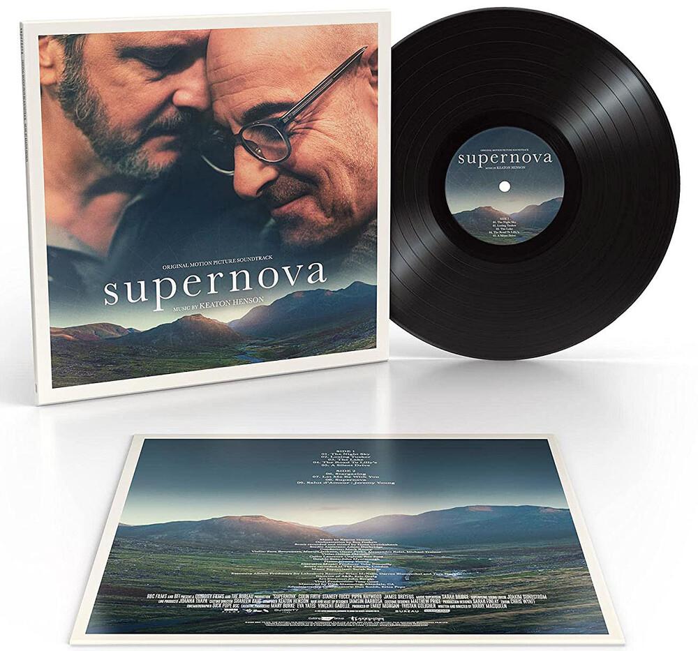 Keaton Henson  (Blk) - Supernova (Original Motion Picture Soundtrack)
