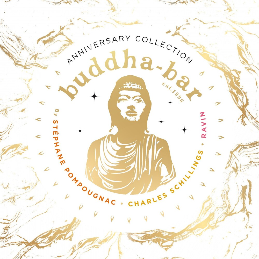 Buddha Bar 25 Years: Anniversary Collection / Var - Buddha Bar 25 Years: Anniversary Collection / Var