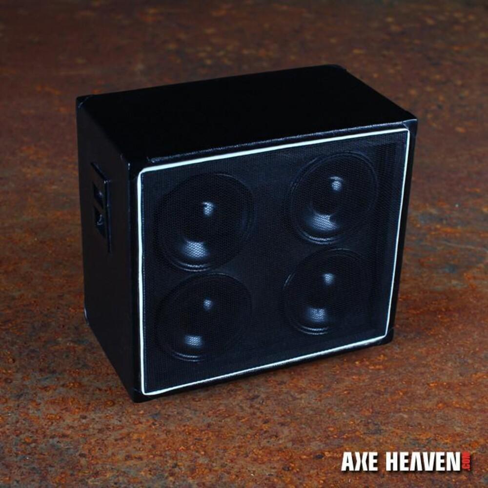 Marshall Mini 4X12 Speaker Cab Replica Collectible - Marshall Mini 4x12 Speaker Cab Replica Collectible