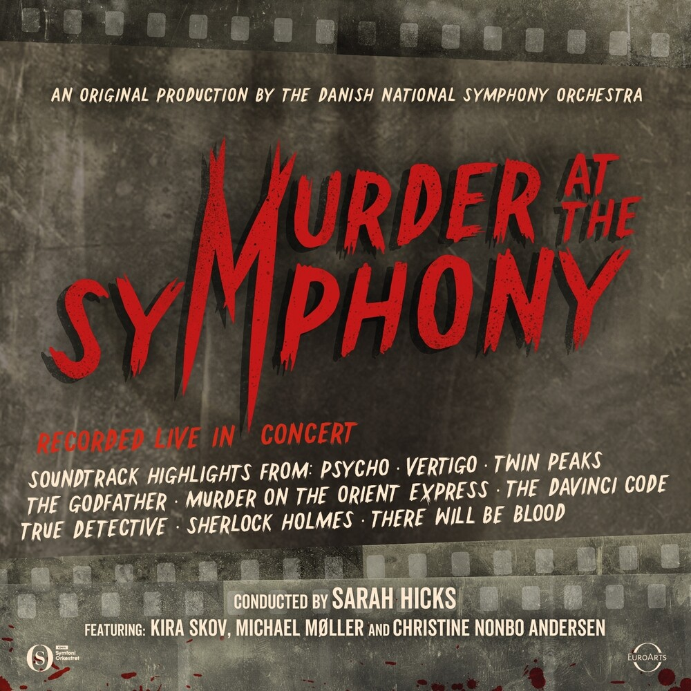 Danish National Symphony Orchestra - Murder At The Symphony
