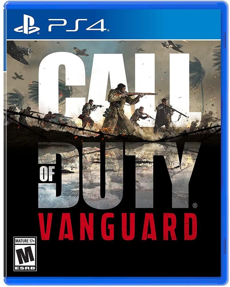 Ps4 Cod: Vanguard - Ps4 Cod: Vanguard