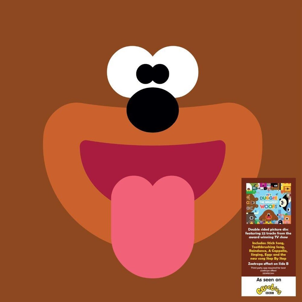 Hey Duggee - Greatest Woofs [Picture Disc Vinyl]