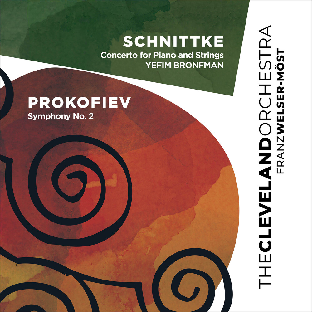 Cleveland Orchestra / Welser-Most, Franz - Schnittke: Concerto for Piano and Strings / Prokofiev: Sym 2