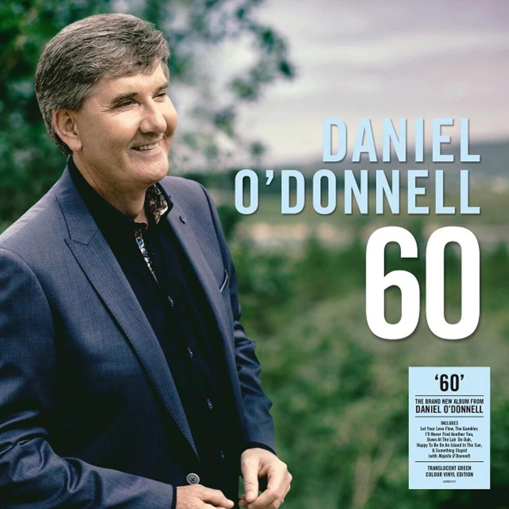 Daniel O'Donnell - 60 [Colored Vinyl] (Grn) (Ofgv) (Uk)