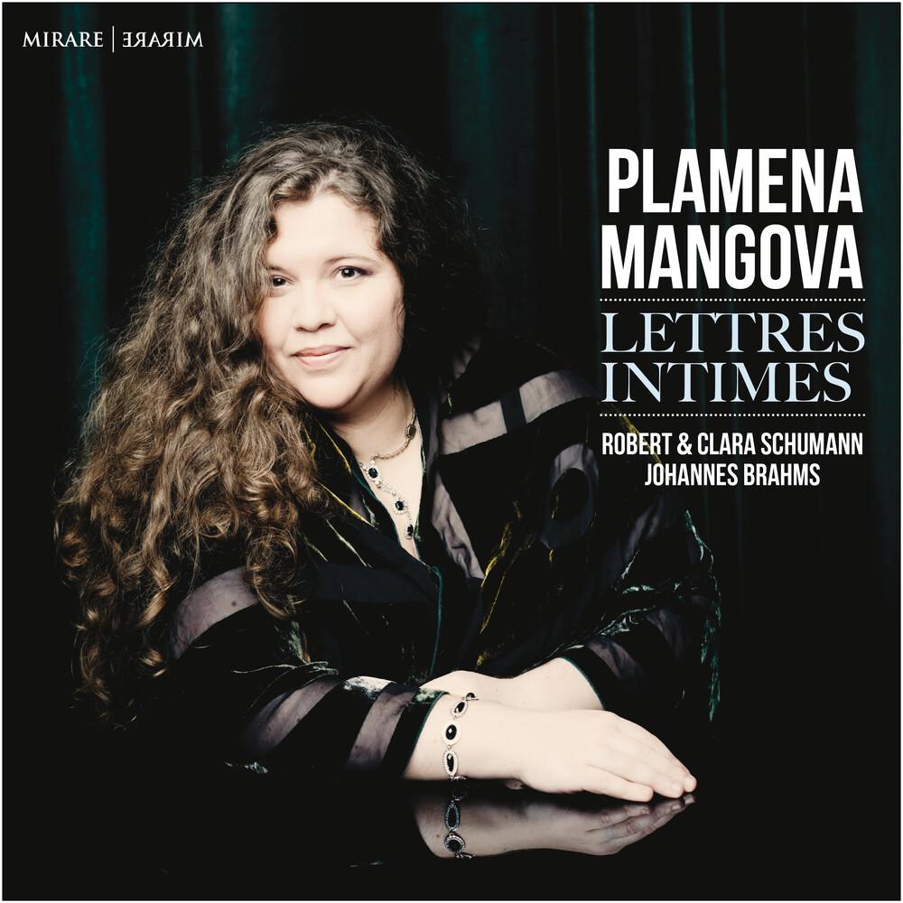 Plamena Mangova - Lettres Intimes