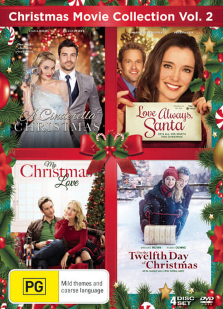 Christmas Movie Coll 2: On the Twelth Day of Xmas - Christmas Movie Coll 2: On The Twelth Day Of Xmas