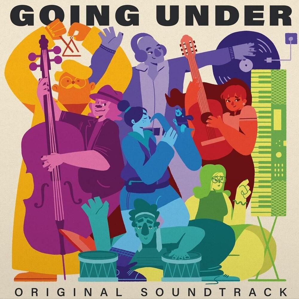 Feasley (Blue) (Colv) (Ogv) (Pnk) - Going Under / O.S.T. (Blue) [Colored Vinyl] [180 Gram] (Pnk)