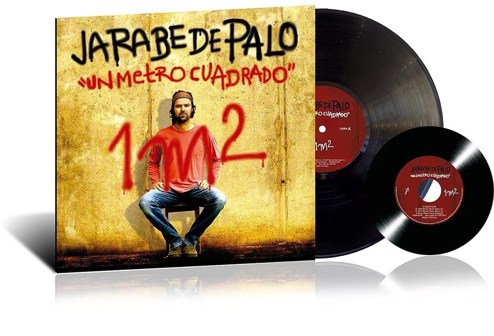 Jarabe De Palo - Un Metro Cuadrado (LP + CD)